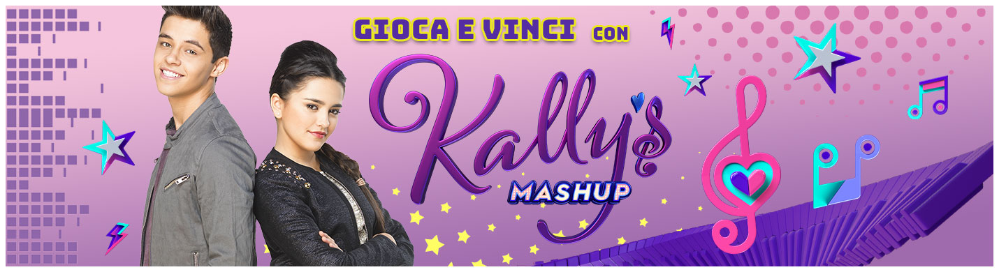 Kally's Mashup - header